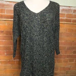Express Women's Batwinged Sweater Knit Size XS
